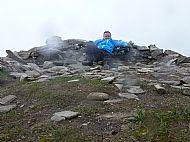 Summit of A'Mharconaich