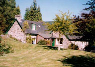 river conon fishing accommodation, self-catering, coul cottage