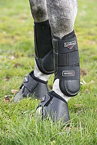 ProSport Stealth Air Shoc XC Boots Fronts