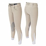 Tredstep Solo Grip Knee Patch Breeches