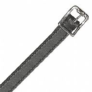 Leather Stitched Spur Straps