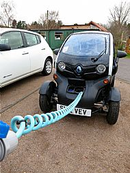 Hungry Twizy