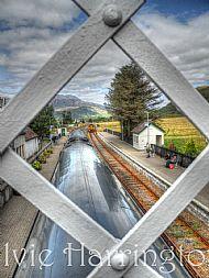 Strathcarron Station