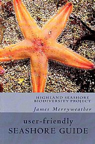 user-friendly seashore guide - cover