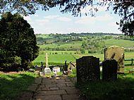 St Lawrence's Churchyard, Rushton Spencer