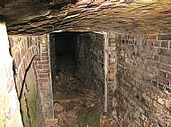 TRENTHAM HALL ICE HOUSE (interior)