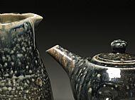 Fergus Stewart ' Teapot & Jug'
