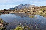 The Cuillin from Sligachan