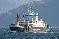 MV Loch Coruisk-Mallaig to Armadale