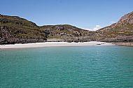 Camasdaraich Beach at the Point of Sleat