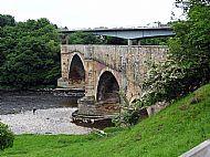 Old Leaderfoot Bridge