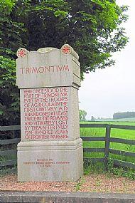 Site of Trimontium 2