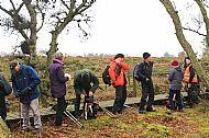 Cameron Reservoir walk - Lunch at Bankhead Moss