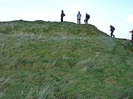 Glamis Walk - Top of Denoon Fort