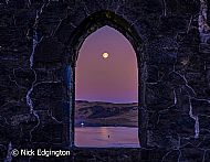 Window on the moon