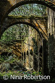 Arches at Poltalloch House