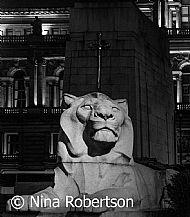Cenotaph lion