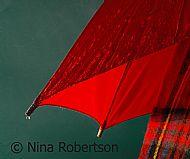 Umbrella drips