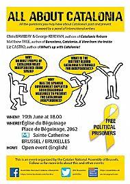 Book Launches of Catalonia Reborn