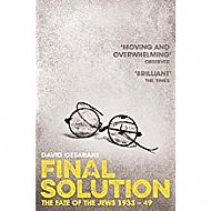 Final Solution: The Fate of the Jews 1933-1949 - book review
