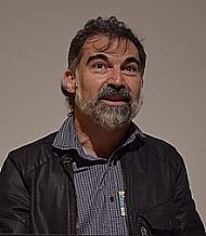 """Chris Bambery Reports on Visit to Jordi Cuixart: """"We are in jail for defending democratic values."""""""