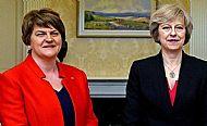 Will the Irish question bring Theresa May down?