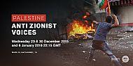 Palestine: Anti Zionist Voices