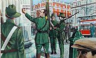 Dublin Easter Rising 1916, one hundred years on