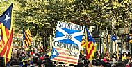 Catalonia, Scotland & National Questions