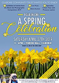 Four in One - A Spring Celebration