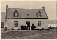 Tore Farm, closely associated with the Ross family. Dr Annie Ross visited Marian Urquhart here in 1913