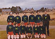 1966 Ladies football team