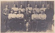 Pre-1945 tug-of-war team