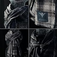 Lot No 7 Luxury merino scarf