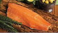 Lot No 30 Whole salmon