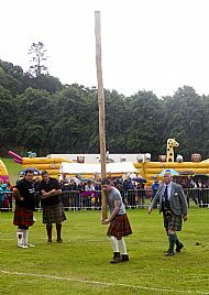 Forres Highland Games 2016
