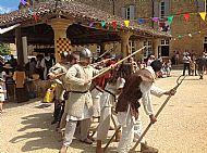 Visit a Medieval Fete