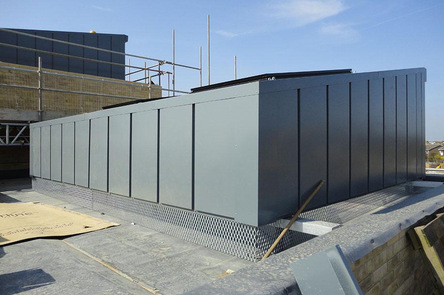 solar panel pods