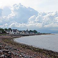 cromarty, ross & cromarty, from the east