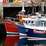 cromarty fishing boats