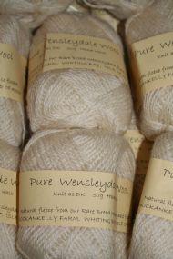 Wensleydale Knitting Wool