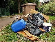 Waste collection cardiff