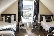 Glamis Castle Room