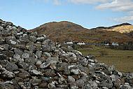Bronze age burial cairn - Kilmartin