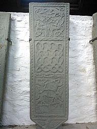 Mediaeval carved stone Glendaruel