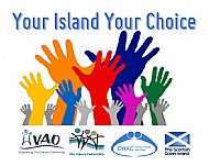 your island your choice logo