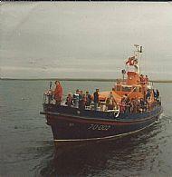 HPA750   Kirkwall lifeboat @ Kettletoft 1977