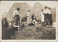 HPA764   Harvest Home 1925. Probably Burness.