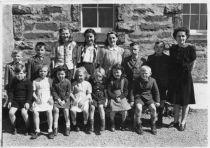 HPA003 -  BURNESS SCHOOL, c.1946
