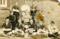 HPA020   Lady Football Team 1928